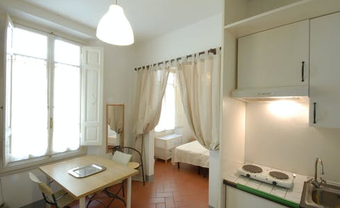 Apartment for rent from 21 Jul 2018 (Via del Giglio, Firenze)