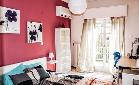 Room for rent from 01 Mar 2018 (Skirou, Athens)