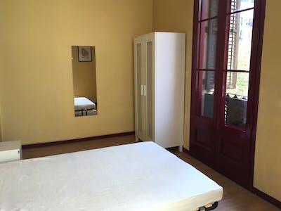Room for rent from 25 Jan 2019 (Carrer del Bruc, Barcelona)
