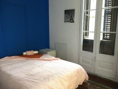 Zimmer zur Miete von 01 Aug. 2018  (Carrer del Bruc, Barcelona)