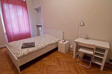Room for rent from 20 Jun 2017  (Via Pietro Bagetti, Torino)