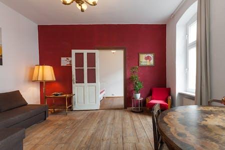 Appartamento in affitto a partire dal 01 Nov 2019 (Muskauer Straße, Berlin)