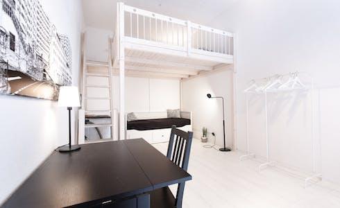 Apartamento para alugar desde 30 nov 2017  (Böckhstraße, Berlin)
