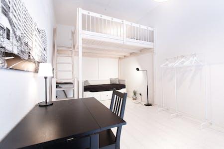 Appartement te huur vanaf 16 Jun 2019 (Böckhstraße, Berlin)