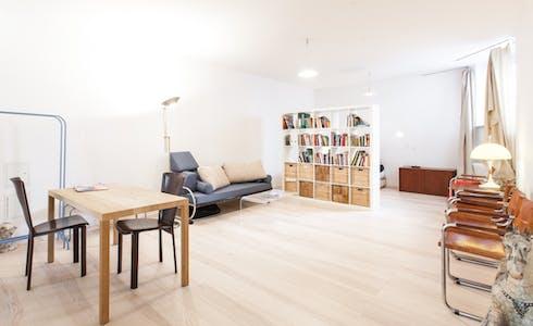 Appartement à partir du 26 avr. 2018 (Tempelherrenstraße, Berlin)