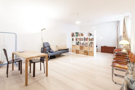 Apartment for rent from 10 Dec 2019 (Tempelherrenstraße, Berlin)