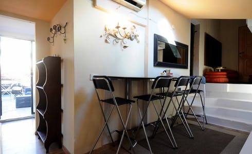 Apartment for rent from 01 Jan 2018  (Lungarno Amerigo Vespucci, Florence)