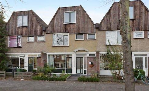 Chambre à partir du 01 août 2018 (Herman Gorterhof, Delft)