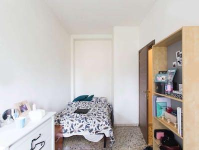 Kamer te huur vanaf 01 feb. 2019 (Via Achille Feraboli, Milano)