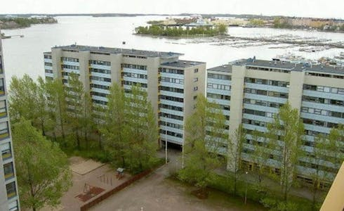 Room for rent from 01 Jun 2018 (Haapaniemenkatu, Helsinki)