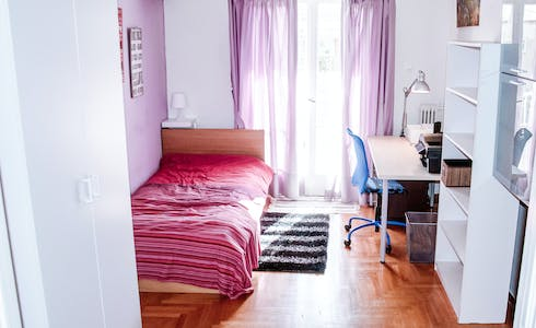 Room for rent from 22 Jan 2018 (Skirou, Athens)