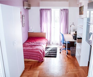 Private room for rent from 06 Mar 2020 (Skirou, Athens)