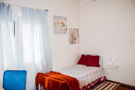 Private room for rent from 06 Jun 2019 (Skirou, Athens)