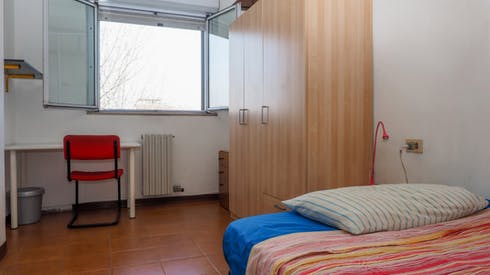 Room for rent from 31 Dec 2019 (Via dei Missaglia, Milano)
