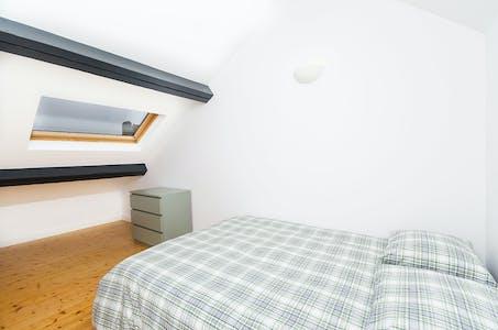 Private room in House (Elizastraat, Elsene)