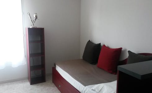 Apartment for rent from 22 May 2018 (Rue Marcel Mérieux, Lyon)