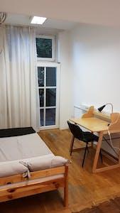 Private room for rent from 16 Jul 2019 (Cesta na Brdo, Ljubljana)