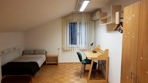 Room for rent from 10 Feb 2018 till 10 Jun 2018 (Cesta na Brdo, Ljubljana)