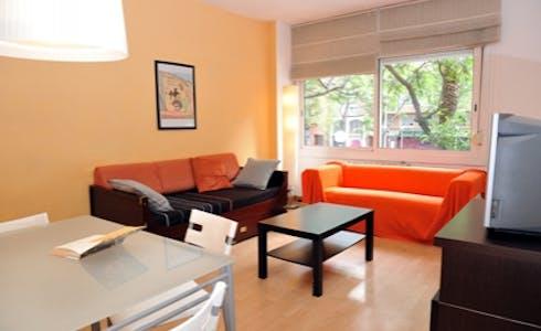 Appartement te huur vanaf 01 mei 2018  (Carrer de la Marina, Barcelona)