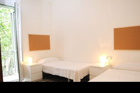 Wohnung zur Miete von 01 Feb 2020 (Passeig de Sant Joan, Barcelona)