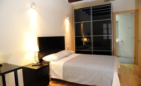 Room for rent from 01 Aug 2018 (Carrer del Regomir, Barcelona)