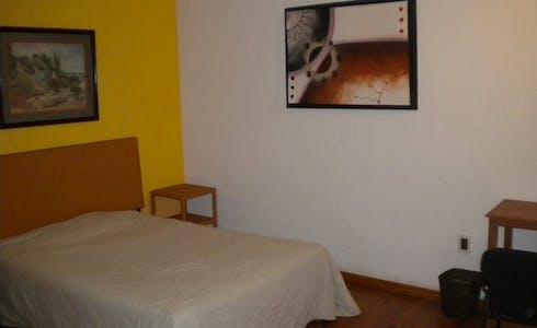 Room for rent from 21 May 2018 (Jardín de Las Teresitas, Zapopan)