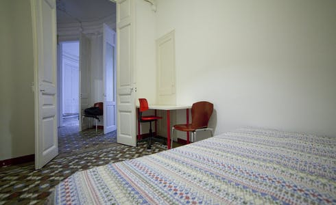 Chambre à partir du 01 févr. 2018 (Carrer de Balmes, Barcelona)
