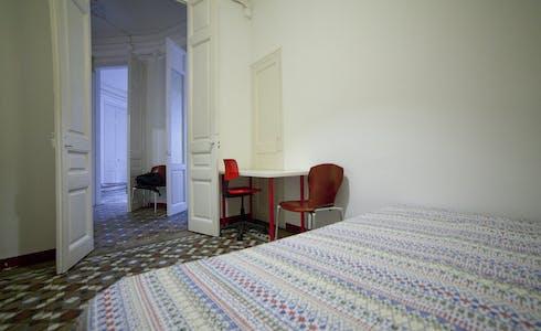 Room for rent from 01 Jul 2018 (Carrer de Balmes, Barcelona)