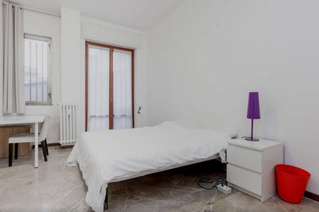 Private room for rent from 16 Jun 2020 (Via Perugino, Città metropolitana di Milano)