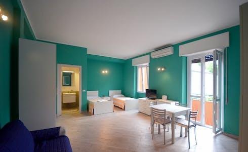 Appartement à partir du 01 sept. 2018 (Via Bordighera, Milano)
