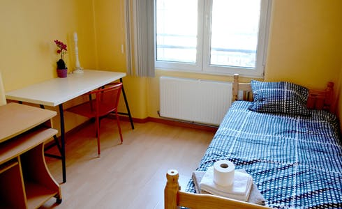 Room for rent from 21 Dec 2017  (Dwarsstraat, Saint-Josse-ten-Noode)