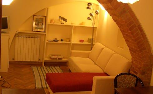 Apartamento de alquiler desde 01 ago. 2018 (Via dei Montanini, Siena)