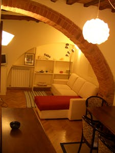 Apartment for rent from 01 Jul 2019 (Via dei Montanini, Siena)