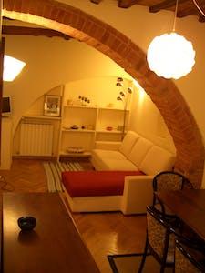 Appartement te huur vanaf 01 jul. 2018  (Via dei Montanini, Siena)