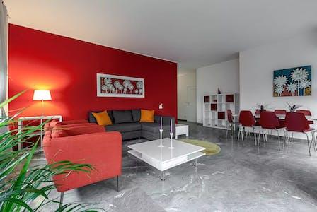 整套公寓租从01 11月 2018 (Piazza Napoli, Milano)