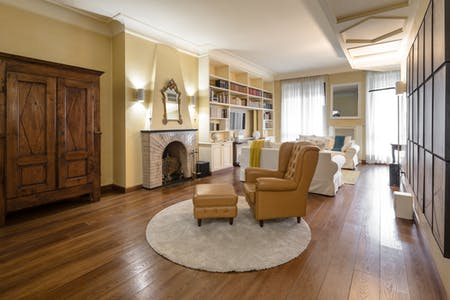Apartment for rent from 14 Oct 2018 (Via Vivaio, Milano)
