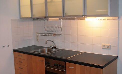 Apartamento para alugar desde 01 ago 2018 (Handelskai, Vienna)