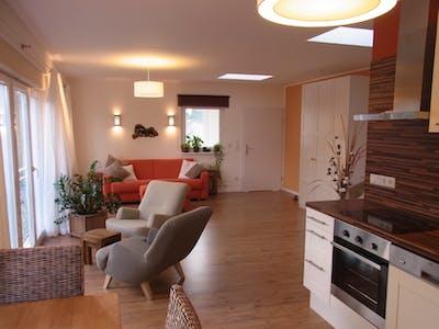 Apartment for rent from 01 Apr 2021 (Klettenweg, Berlin)
