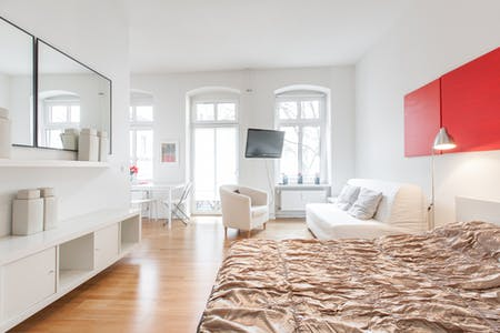 Apartment for rent from 01 Oct 2019 (Mittenwalder Straße, Berlin)