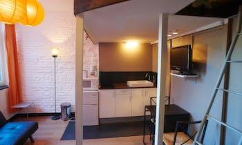整套公寓租从16 7月 2018 (Rue Barthélémy Delespaul, Lille)