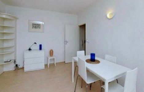 Apartment for rent from 07 Oct 2019 (Spenerstraße, Berlin)