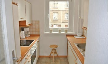 Apartamento para alugar desde 01 mai 2018 (Spenerstraße, Berlin)