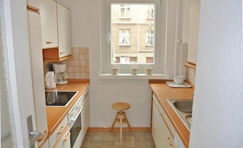Apartment for rent from 01 May 2018 till 31 Jul 2018 (Spenerstraße, Berlin)