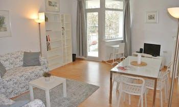 Apartamento para alugar desde 05 out 2018 (Spenerstraße, Berlin)