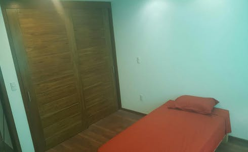 Room for rent from 20 Mar 2018 (Calle Tuxtla, Zapopan)