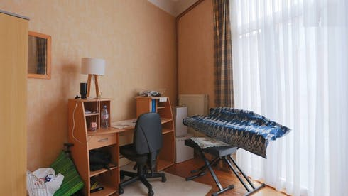 Private room for rent from 01 Jul 2019 (Rue du Champ de la Couronne, Brussels)