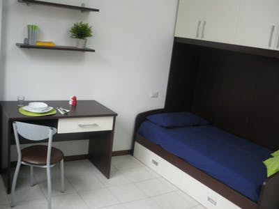Room for rent from 01 Oct 2018 (Viale Antonio Gramsci, Sesto San Giovanni)