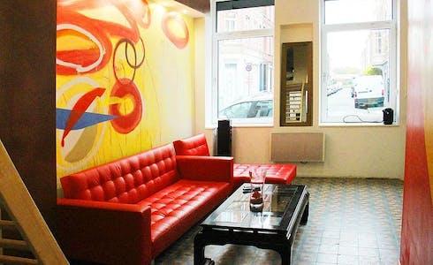 Wohnung zur Miete von 21 Nov. 2017  (Rue Barthélémy Delespaul, Lille)
