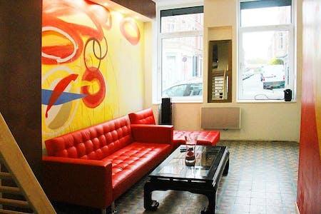 Appartement à partir du 25 Jun 2019 (Rue Barthélémy Delespaul, Lille)