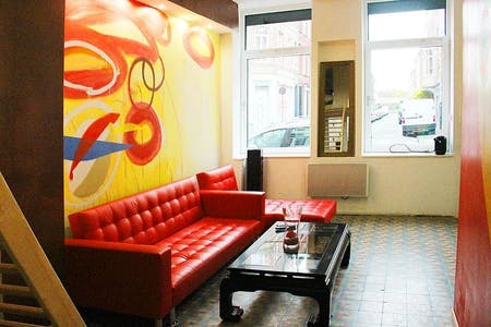 Apartamento de alquiler desde 30 mar. 2020 (Rue Barthélémy Delespaul, Lille)